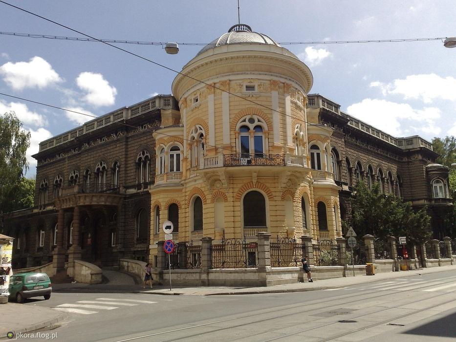 Pałac Karola Poznańskiego Fotoblog Pkora Flog Pl