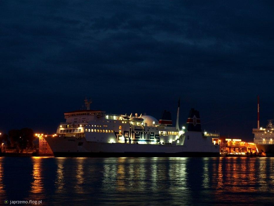 Port winouj cie fotoblog - Distance en milles nautiques entre 2 ports ...