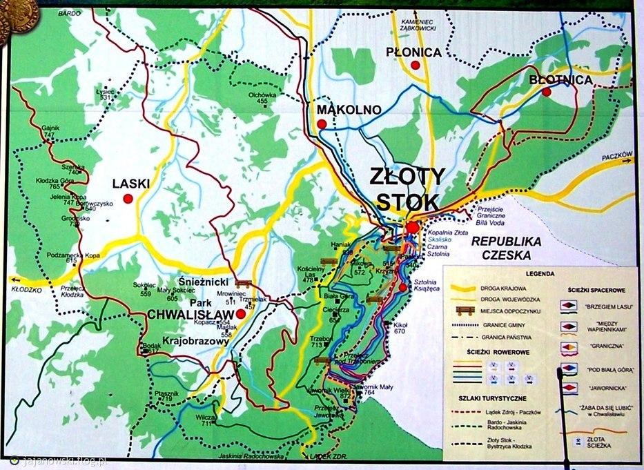 Ot Zloty Stok Zdjecie Fotoblog Jajanowski Flog Pl