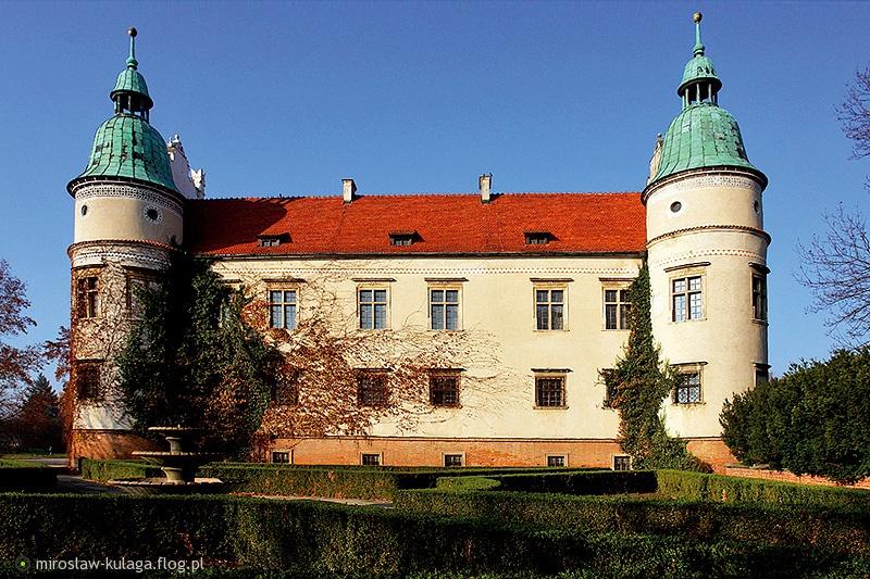 Baranów Sandomierski -  Zamek