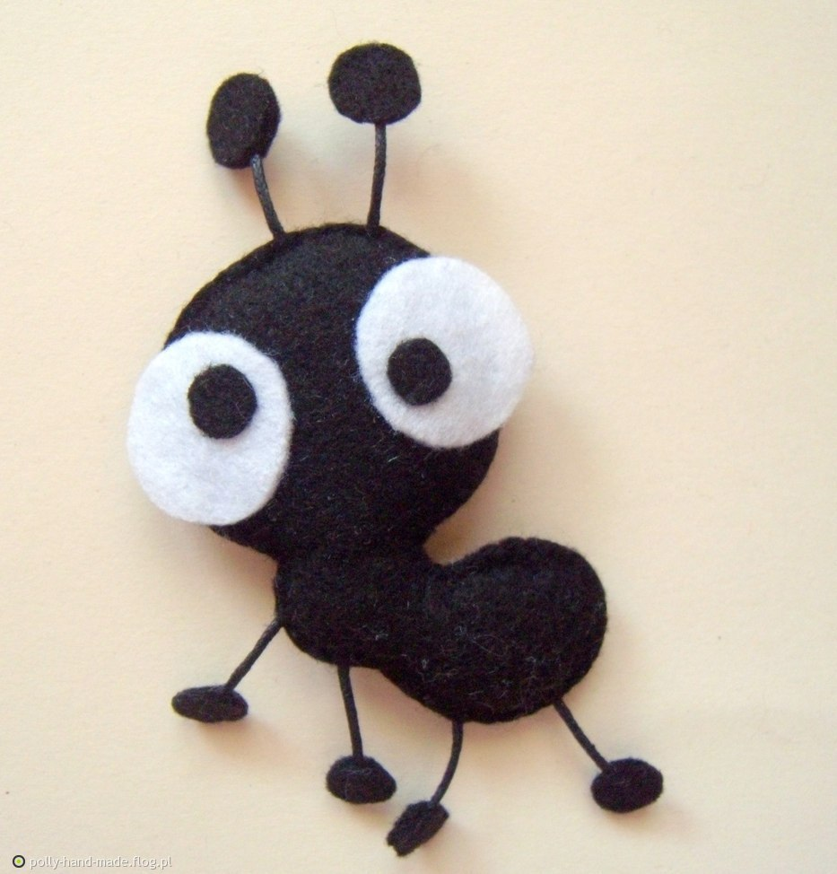 Ant Puppet Craft