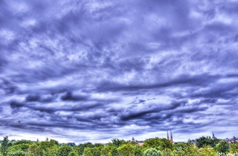 Widok z okna 2 lipiec 2011