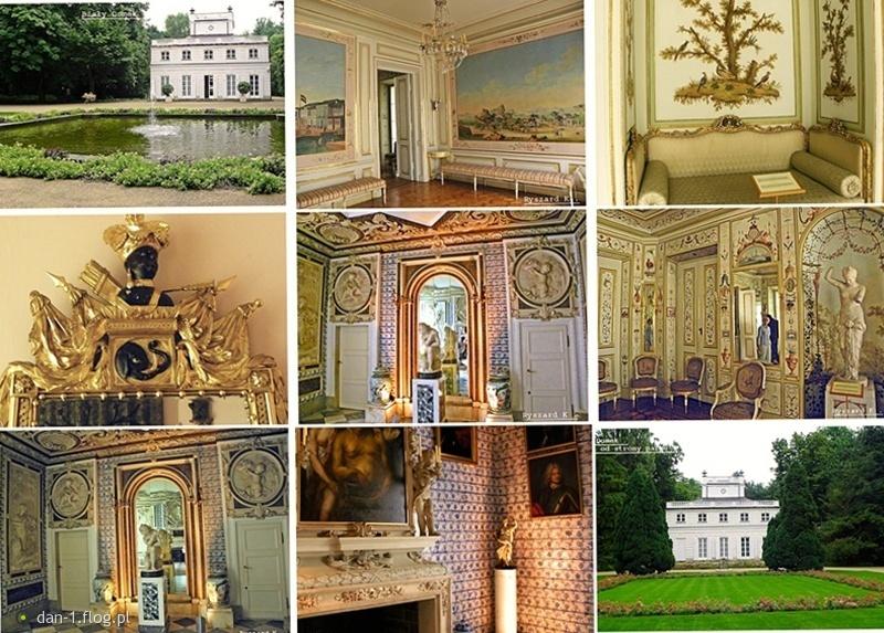 To Dla Ciebie Wnętrze Białego Domku łazienki Królewskie