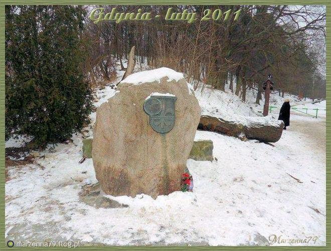 Gdynia - Zima na Polance Redłowskiej (5)