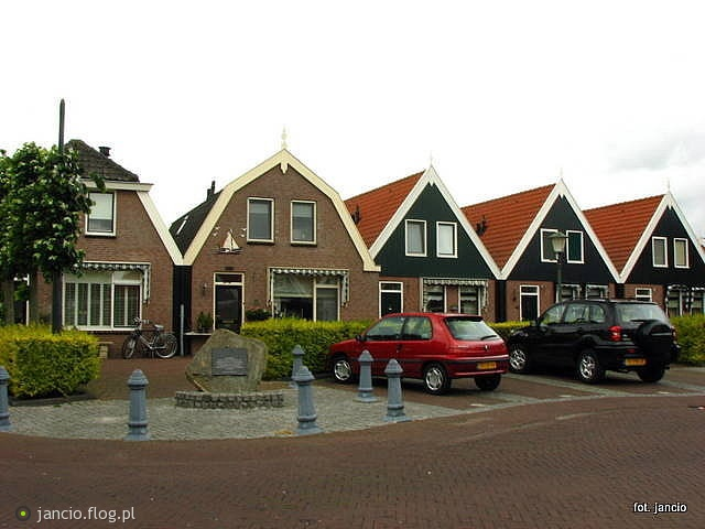 Holandia Wioska Rybacka Urk Archiwum Fotobloga Jancio