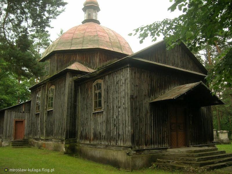 Cerkiew pw. św. Paraskewy w Łówczy