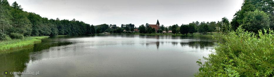 Jezioro Małe w Przywidzu