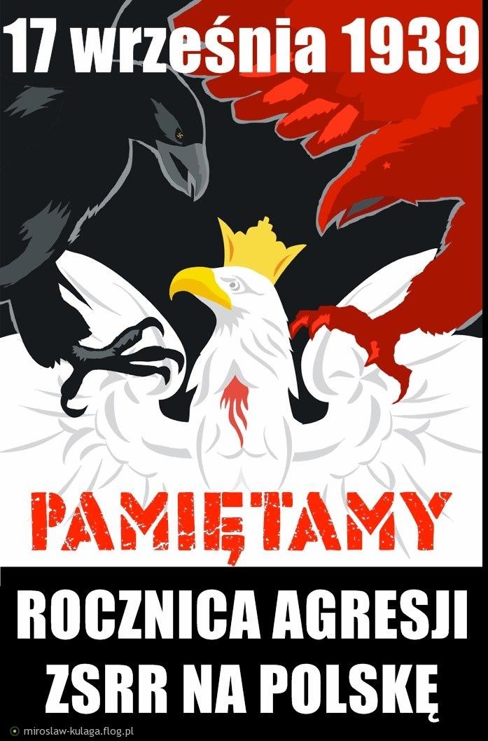 Agresja ZSRR na Polskę - 17.09.1939 - 17.09.2012 Pamiętamy