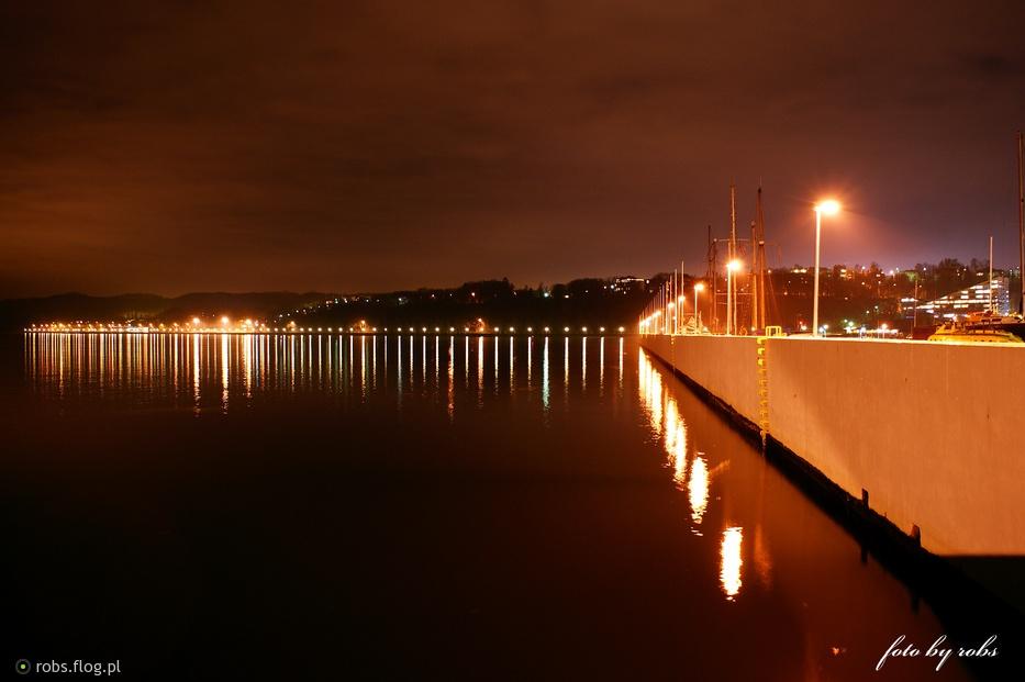 Gdynia nocna