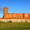 Świecie nad Wisłą, zamek <br />krzyżacki :: Zamek krzyżacki w Świeciu<br /> nad wisłą z lat 1335-135<br />0. Obiekt zabytkowy archi<br />tektury najwyższej k