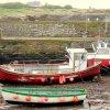 Stary port-odpływ  Irland<br />ia ::